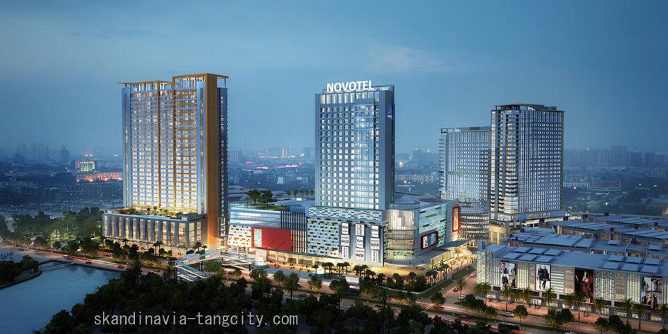 Tangcity Tangerang Superblock
