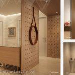 Design Apartemen Skandinavia Tangcity 3 BR